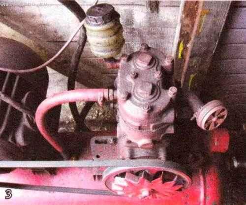 Компрессор из камазовского компрессора