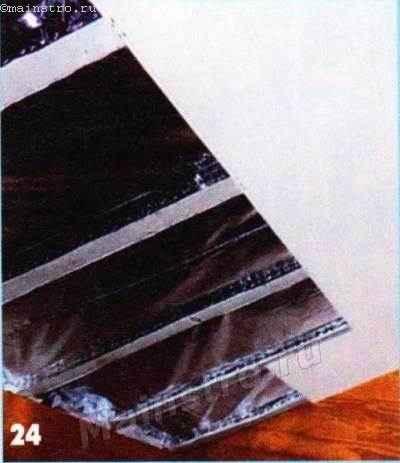 Внутренняя отделка шале