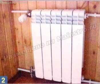 Алюминиевые анодированные радиаторные батареи имеют высокую теплоотдачу, небольшой вес, низкую тепловую инерционность и элегантный дизайн