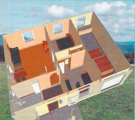 Экономно построить дом
