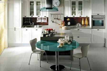 Кухня должна быть просторной