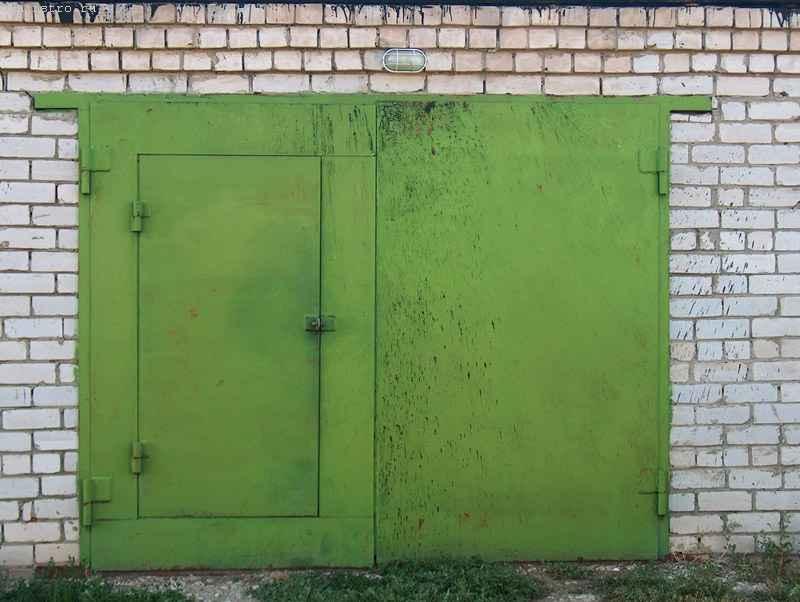 Ворота для гаража своими руками чертежи фото и видео