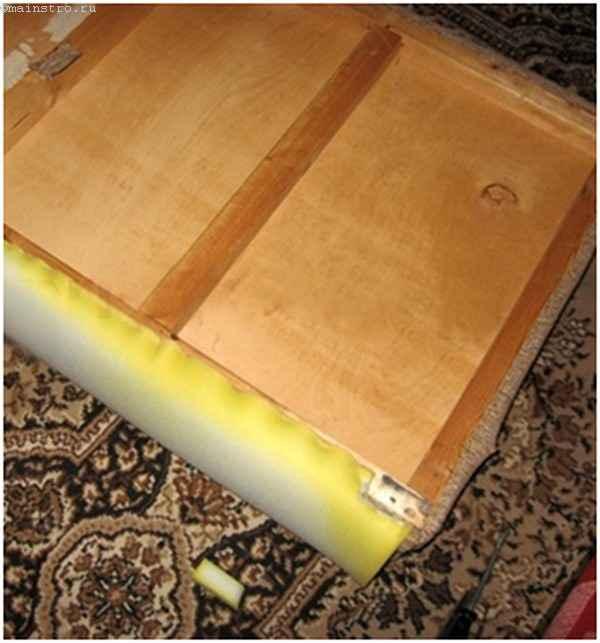 Как происходит обивка дивана или фото инструкция перетяжки ...: http://mainstro.ru/kak-proisxodit-obivka-divana-ili-foto-instrukciya-peretyazhki-chast-1/
