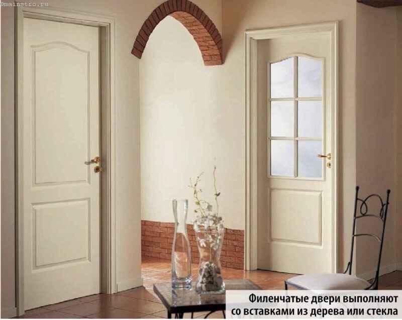 Фото дверей в интерьере квартир