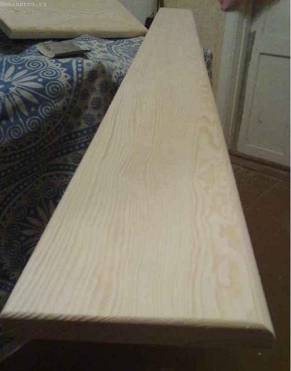 доски толщиной 18 мм для каркаса кухонного уголка