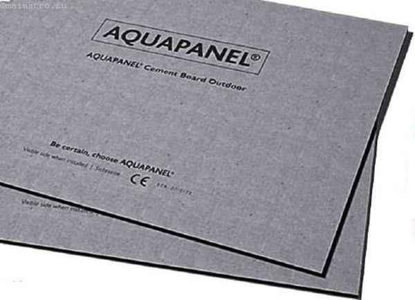Аквапанель - фото материала
