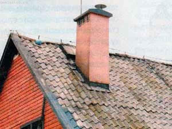 Ремонт скатной крыши, покрытой волнистыми листами