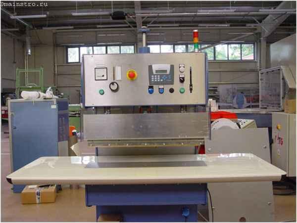 На фото оборудование для изготовления натяжных потолков