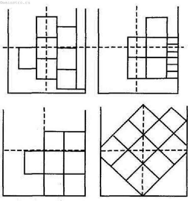 Как клеить потолочную плитку своими руками