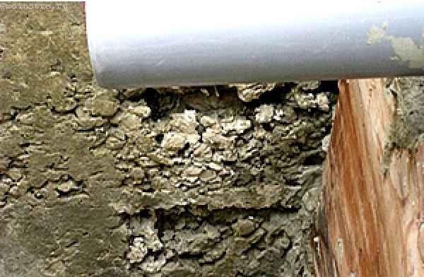 Рыхлый бетон  - плохо для септика