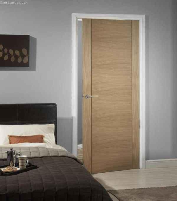 Современные деревянные межкомнатные двери