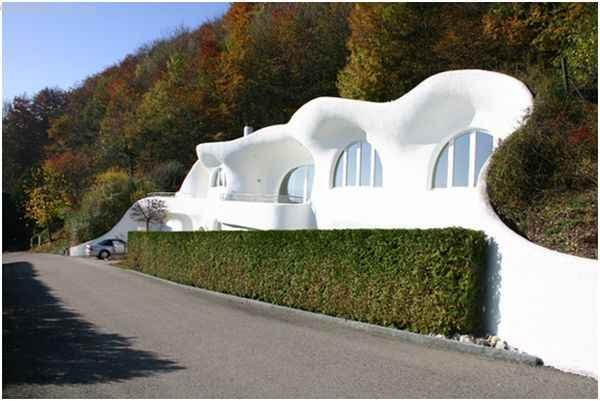 Современная землянка или подземный дом
