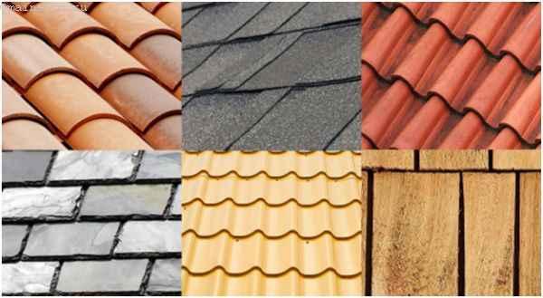 Разновидности материалов для крыши