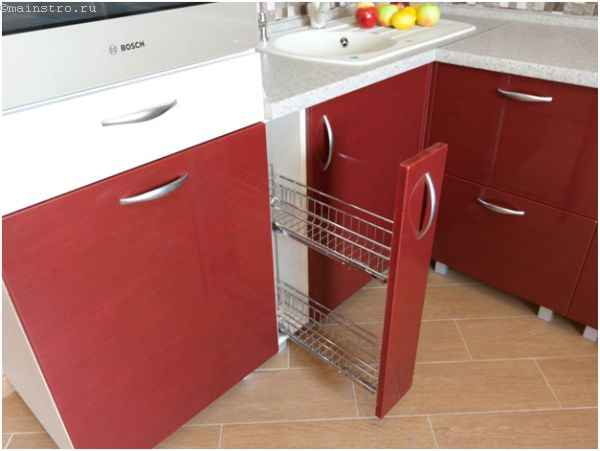 Мебель для кухни - карго