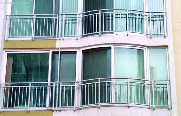 "Фото ""француского"" остекления балкона или лоджии"