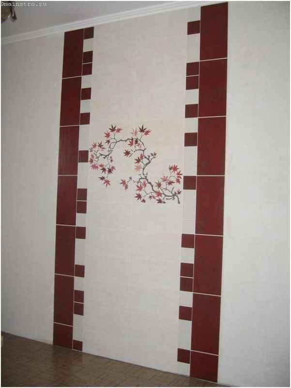 Выравнивание стен под мебель для кухни