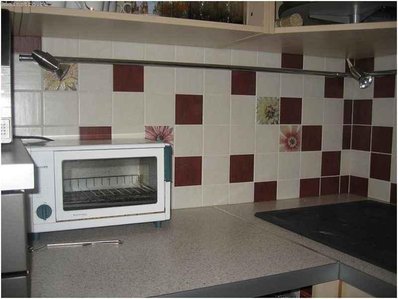 Освещение и кухонная мебель