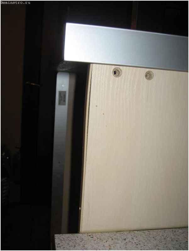 Кромка отклеивается на мебели для кухни
