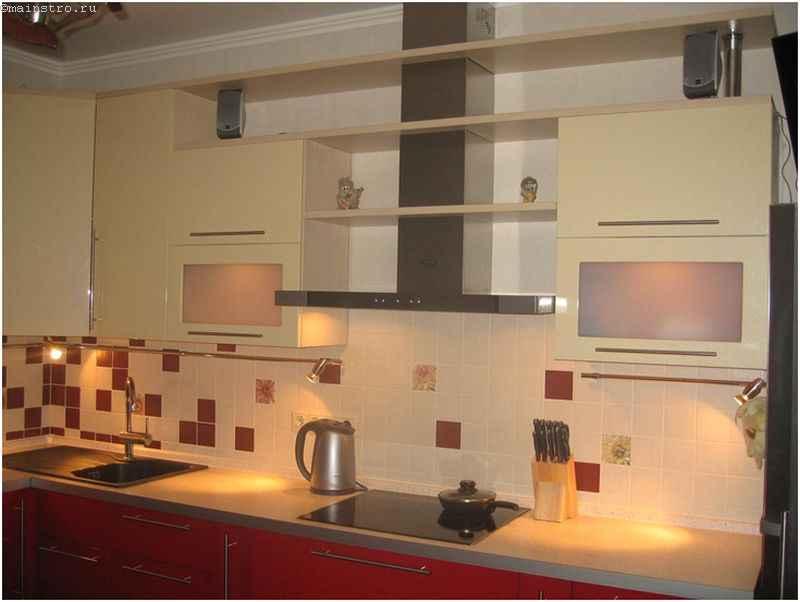 Современная мебель для кухни недорого