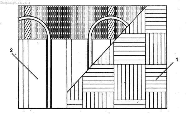 Теплый пол на деревянных перекрытиях